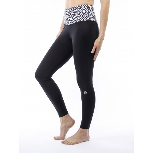 "Women's High Waist Leggings ""Harmony"""