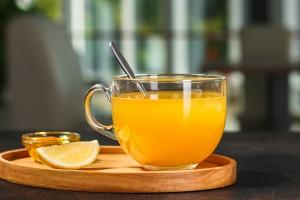 Ginger, Honey And Lemon Tea & Benefits